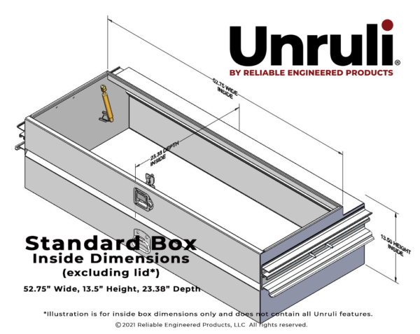 Unruli Standard Box Illustration